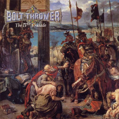 BOLT THROWER - The IVth Crusade - CD